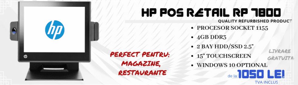 Hp Pos RP7800