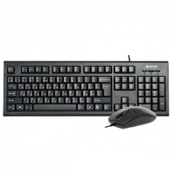 KIT TASTATURA + MOUSE A4TECH KR-8520/8372/8572 USB