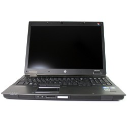 LAPTOP HP WORKSTATION 8740w i5-M520 / 8GB / SSD128 / DVD / RADEON HD5870