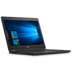 "LAPTOP DELL LATITUDE E7470 TOUCH I5 -6300U / 8GB DDR4 / SSD240 / 14"" QUAD HD"