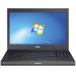 LAPTOP DELL PRECISION M4800 i7-4800MQ / 16gb / ssd256 / radeon R9 m200x 2gb