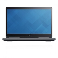 "LAPTOP DELL PRECISION 7710 i7-6920HQ / 16GB DDR4 / SSD256 / Quadro M3000M / 17.3""  / Webcam"