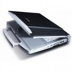 "LAPTOP PANASONIC Toughbook CF-F9 i5-520M / 4GB / HDD320 / DVD / 14.1"""