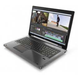 LAPTOP HP WORKSTATION 8770W i7-3720QM / 8gb / hdd500 / dvd / quadro k3000m / 17.3""