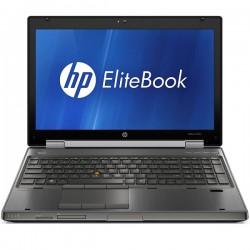 LAPTOP HP WORKSTATION 8760w i5-2520M / 8GB / SSD120 / DVD / ATI FIREPRO 1GB