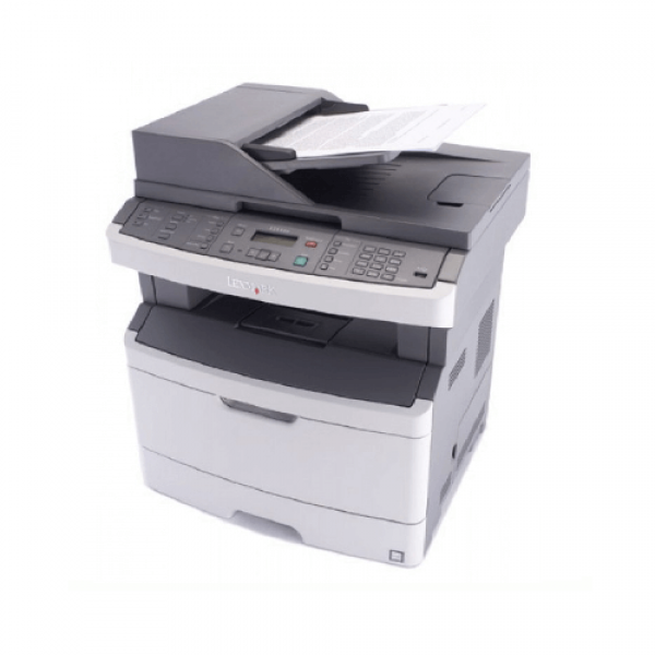 MULTIFUNCTIONAL LEXMARK X364DN CU CARTUS NOU SI UNITATE IMAGINE NOUA