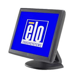 "MONITOR TOUCHSCREEN 15"" ELO 1515L BLACK"