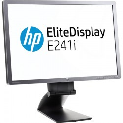 "MONITOR 24"" LED-IPS HP E241i FULL HD - stand non-hp"