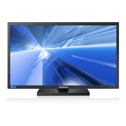 "MONITOR 23"" LED-PLS SAMSUNG S23C650 - grad A-"