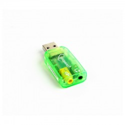 ADAPTOR USB - 2X JACK - PLACA DE SUNET USB