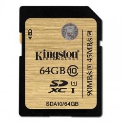 CARD DE MEMORIE SD 64GB KINGSTON