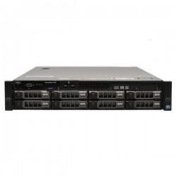 SERVER DELL POWEREDGE R720 2x XEON 12 CORE / 64GB DDR3 / 2x SSD 400 ENTERPRISE / RAID / 2U