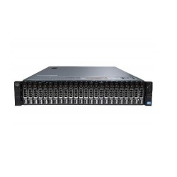 SERVER DELL POWEREDGE R720XD 2 X XEON OCTA CORE / 64 GB/ 4 X 600 SAS/ H710 / 2U