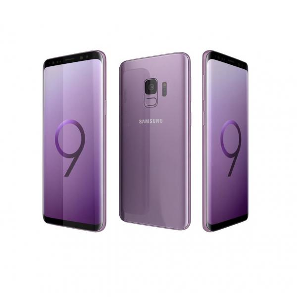 TELEFON SAMSUNG GALAXY S9+ DUAL SIM 64GB REFURBISHED