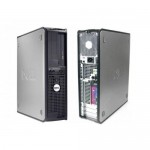 CALCULATOR DELL OPTIPLEX 360 C2D E7400 / 4GB DDR2 / HDD160 / DVD / DSK