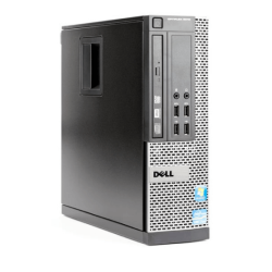 CALCULATOR DELL OPTIPLEX 3020 i3-4130 / 4GB / SSD 120 / DVD / SFF / 10 HOME