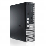 CALCULATOR DELL OPTIPLEX 780 C2D E7500 / 4GB / HDD250 / DVD / USFF