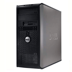 CALCULATOR DELL OPTIPLEX 780 C2D E8500 / 4GB / HDD250 / DVD / TWR