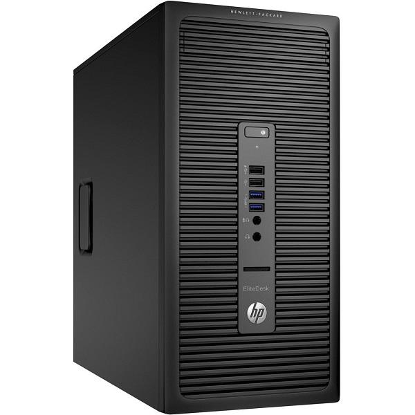 CALCULATOR HP ELITEDESK 705 G1 AMD A4-7300B / 4GB / HDD500 / DVD / TWR