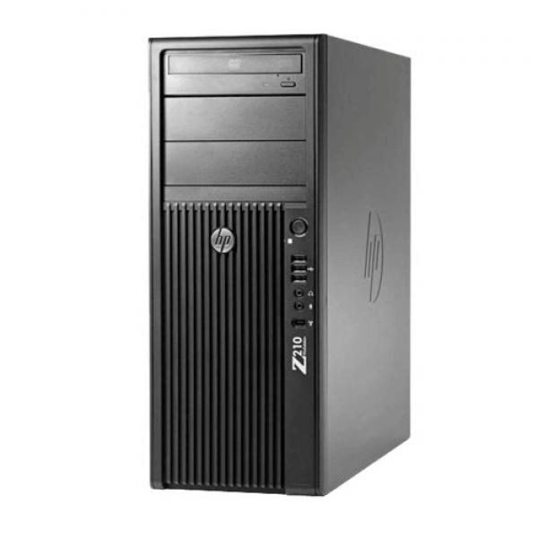WORKSTATION HP Z210 i5-2400 / 4GB DDR3 / HDD 320GB / DVD / TWR