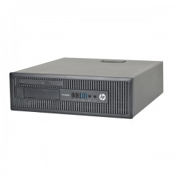 CALCULATOR HP PRODESK 600 G1 i3-4150 / 4GB / HDD500 / SFF