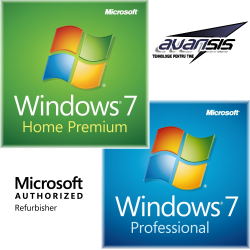 Calculatoare cu licenta Windows 7