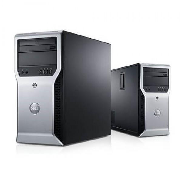 WORKSTATION DELL PRECISION T1600 XEON E3-1270 / 16GB DDR3 / HDD500 / FIREPRO V4800 1GB / TWR