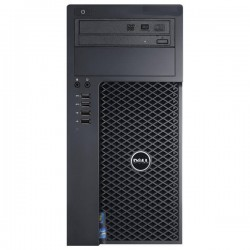 WORKSTATION DELL PRECISION T1650 XEON E3-1220 V2 / 8GB / HDD500 / DVD / QUADRO 600