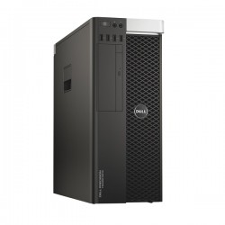 WORKSTATION DELL PRECISION T5810 XEON E5-1620 v3 / 32GB DDR4 / SSD 512 / GTX 1650 4GB