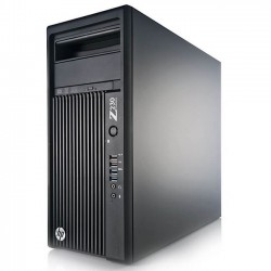 WORKSTATION HP Z230 CORE I5 4670 / 8GB / 500GB  / DVDRW / TWR