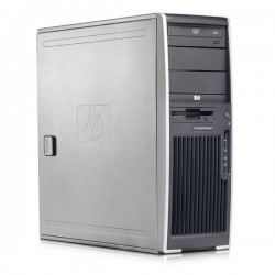 WORKSTATION HP XW6200 2X XEON / 2GB / 160 / TWR