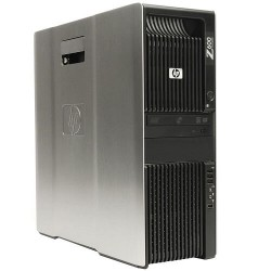 WORKSTATION HP Z600 2x XEON SIX CORE X5650 / 8GB / 500 / FX1800 / TWR