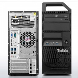 WORKSTATION LENOVO THINKSTATION E32 i5-4590 / 8GB / HDD500 / DVD / TWR