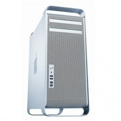 APPLE MAC PRO WORKSTATION MODEL A1289 2x XEON QUAD CORE / 10GB DDR3 ECC / HDD250 / DVD