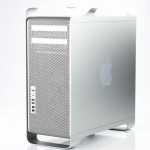 APPLE MAC PRO WORKSTATION MODEL A1289 2x XEON SIX CORE / 32GB DDR3  /  HDD250  / DVD