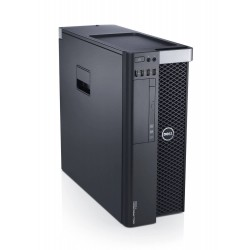 WORKSTATION DELL PRECISION T3610 XEON E5-1620 v2 / 16GB / HDD500 / RW / QUADRO K4000 3GB