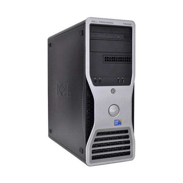 WORKSTATION DELL PRECISION T5500 XEON X5675 / 24GB / HDD1TB / DVD / QUADRO4000
