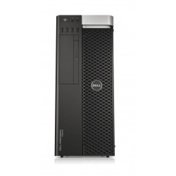 WORKSTATION DELL PRECISION T5610 E5-2650v2 / 16GB DDR3 / SSD240 / QUADRO K2000 / TWR