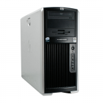 WORKSTATION HP XW8400 2X XEON X5355
