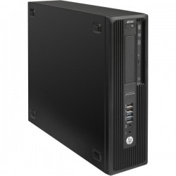 WORKSTATION HP Z240 XEON E3-1230 v5 / 8GB DDR4 / SSD240 / QUADRO K620 / SFF