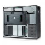 WORKSTATION HP Z820 2x  XEON QUAD CORE E5-2637 v2 / 128GB DDR3 ECC / SSD480 / QUADRO K5000 / TWR